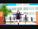 [コイカツ!] 竃門禰豆子_極楽浄土 修正+別アニメコラボ拡張版 [MMD]