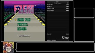 【RTA】F-ZERO/KNIGHT LEAGUE[13:33.77]【