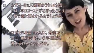 【サラのチャンネル】 いわゆるホロコース
