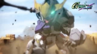 【OPアニメ公開!】『SDガンダム ジージェ