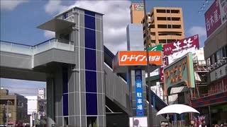 和泉府中ロードインいずみ商店街。