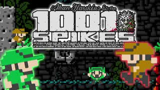 【1001 Spikes】初見殺しで死に狂う2人実況