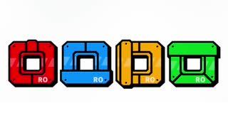 【実況】4人で協力しないと絶対に死ぬパズルゲーム「ロロロロ」part1
