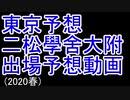 高校野球見てない人のセンバツ出場校予想2020東京・北信越編
