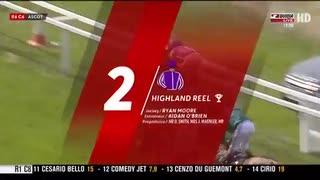 2017年 プリンスオブウェールズステークス (Prince of Wales's Stakes)ハイランドリール(Highland Reel)