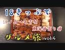 【ニコニコ動画】青春18きっぷで行く 江ノ島→名古屋 東海道寄り道まったりグルメ旅行 vol.4【浜松うなぎ & ビール】を解析してみた