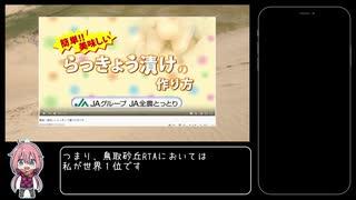 【RTA外伝】ゆるふわ鳥取砂丘ラッセルタイムアタック【00:02:39】