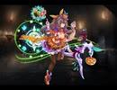 千年戦争アイギス 研究塔の巨兵:秋祭の大魔女デスピア【通常...