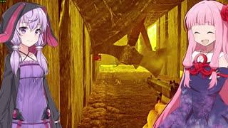 琴葉茜の闇ゲー#89「続編 手ぶらでピラミッド探索ゲーム」