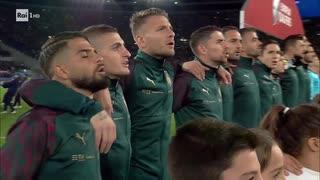 イタリア勝てば本大会出場 《EURO2020》 【予選:グループJ】 [第7節] イタリア vs ギリシャ(2019年10月12日)