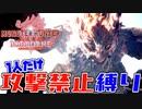 【MHWI】1人武器の使用禁止でラスボスを討伐!!【アン・イシュワルダ】