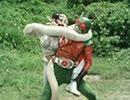 仮面ライダー(新) 第45話「怪談シリーズ 蛇女が筑波洋を呪う!」