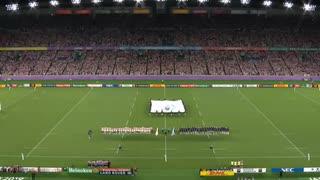 【日本スポーツ史に残る伝説】ラグビーW杯 日本 対 スコットランド(削除される前に見て!)