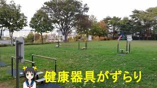 函館湯の川温泉「坂の上公園」に行ってみたら令和時代すぎる遊具があった
