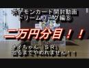 【おさぶ】ポケモンカード開封動画 ドリームリーグ⑧ 2万円分目
