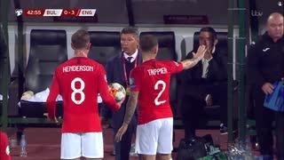 《EURO2020》 【予選:グループA】 [第8節] ブルガリア vs イングランド(2019年10月14日)