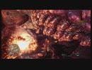 MHWI モンスターハンターワールドアイスボーンpart25  「龍結晶の地の探索:バゼルギウス」討伐戦(後半)