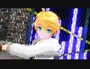 【MMD・鏡音レン+獣音ロウ】聖槍爆裂ボーイ