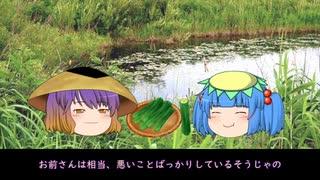 【ゆっくり劇場】『河童の雨乞い』日本昔話