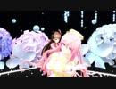 【MMD】とても素敵な六月のアジサイを花騎士さん達で堪能
