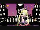 【MMD】 ハロウィンあぴミクで ♪ こっちむいてBaby ♪ Live ver [ 1080P ]