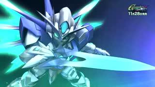 【最終PV Part2】新作『SDガンダム ジージェネレーション クロスレイズ』第3弾PV