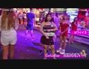 【美女だらけの天国】パタヤでGoGoBarが並ぶウォーキングストリートを練り歩く!ナイト・バザールも
