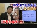 【政治解説】高井たかしの小学生でもわかる政治講座「消費税編第1回」