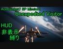 【HUD非表示】トリガー「HUDが壊れた」 SP1 Unexpected Visitor【エースコンバット7-ACE】