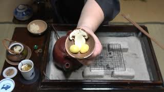 松茸三昧【長火鉢とおっさん133】