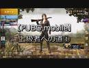 【PUBG mobile】 上級者への道①