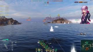 [voiceroid実況]ゆかりのworld of warship日常-8