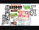【ハムスター!_】レオポット レオパ(ヒョウモントカゲ)飼育ケージが斬新過ぎた!!【革命】