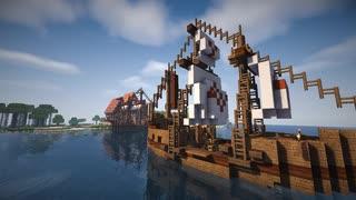 【Minecraft】Biomes O' Plentyで城砦網を