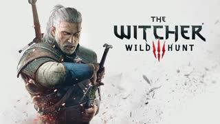 【ウィッチャー3ワイルドハント】『人を斬る用の鋼の剣』と『怪物用の銀の剣』を手に白狼がデスマーチで【実況】part1