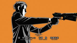 【60FPS】Psycho-Pass3 Opening