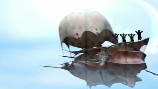 飛空艇(絶望)