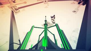【Manifold Garden】迫真重力パズル部・無限回廊の裏技.mp2