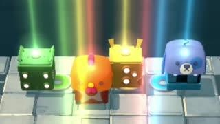 【実況】4人で協力しないと絶対に死ぬパズルゲーム「ロロロロ」part5