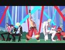 プロメポリスでみんなに妄想疾患■ガール踊ってもらった【MMDプロメア/MMD杯ZERO2参加動画】