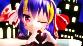 【MMD杯ZERO2】葵と茜ときりたんとウナと