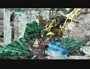 【MMD杯ZERO2】ゴッドイーターとモンスターハンターを混ぜて...