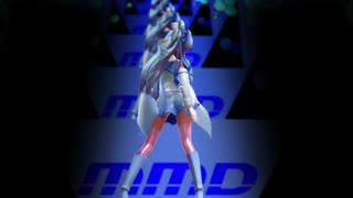 【パンツ】葵ちゃんにConqueror踊ってもらった【MMD杯ZERO2】