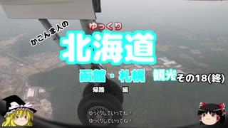 (ゆっくり)かごんま人の 函館・札幌観光その18 帰路