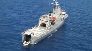 メキシコ海軍の哨戒艦『オアハカ級哨戒艦』
