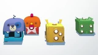 【実況】4人で協力しないと絶対に死ぬパズルゲーム「ロロロロ」part6