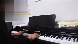 モーツァルト「ピアノソナタ12番 K.332 第1楽章」を弾いてみた