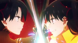Fate/Grand Order セイバーウォーズ2 ~始まりの宇宙へ~ TVCM
