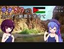 ウナきりのヨルダン絶景を求めて 第7話-ムジブ自然保護区のシークトレイル