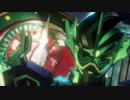 【MMD杯ZERO2参加動画】変身!!仮面ライダークロノス【再現MMD】
